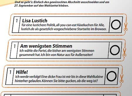 Download Wahlschein Add On Kit (PDF)