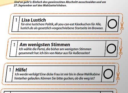 Download Wahlschein Add On Kit (PDF)